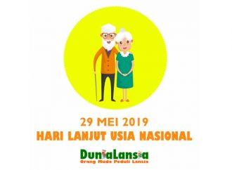 29 Mei: Hari Lanjut Usia Nasional