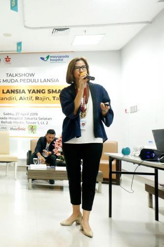 dr. Sheila Agustini, Sp.S.